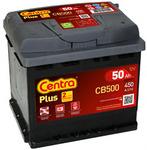 Стартерная аккумуляторная батарея Centra CB500