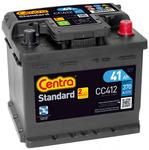 Стартерная аккумуляторная батарея Centra CC412