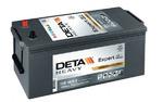 Стартерная аккумуляторная батарея Deta DE1853