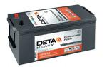 Стартерная аккумуляторная батарея Deta DF1853