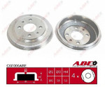 Тормозной барабан (задний мост) Abe C6F006ABE