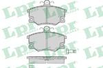 Комплект тормозных колодок, дисковый тормоз Lpr 05P094