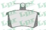Комплект тормозных колодок, дисковый тормоз Lpr 05P440