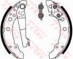 Комплект тормозных колодок Trw GS8166