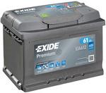 Стартерная аккумуляторная батарея Exide EA612
