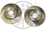 Тормозной диск (передний мост) Optimal BS5170