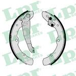 Комплект тормозных колодок Lpr 00150