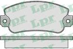 Комплект тормозных колодок, дисковый тормоз Lpr 05P006