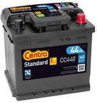 Стартерная аккумуляторная батарея Centra CC440