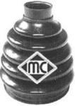 Комплект пылника, приводной вал Metalcaucho 01155