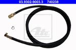 Заправочный шланг, ус-во наполнения/удаления воздуха (торм. Ate 03930290033