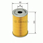 Масляный фильтр Bosch 1457429820