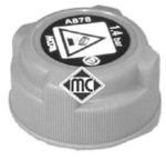 Крышка, резервуар охлаждающей жидкости Metalcaucho 03795