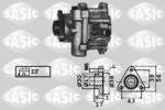 Гидравлический насос, рулевое управление Sasic 7076001