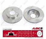 Тормозной диск Abe C3A002ABE