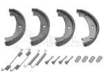 Комплект тормозных колодок, стояночная тормозная система Meyle 3140420006/S