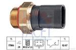 Термовыключатель, вентилятор радиатора Facet 75187