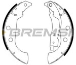 Комплект тормозных колодок Bremsi GF0107