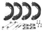 Комплект тормозных колодок, стояночная тормозная система (задний мост) Meyle 0140420802/S