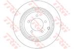Тормозной диск Trw DF6326