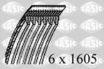 Поликлиновой ремень Sasic 1770108