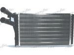 Теплообменник, отопление салона Frigair 06102004