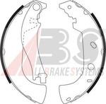 Комплект тормозных колодок A.b.s. 9057