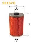Топливный фильтр Wix Filters 33167E