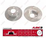Тормозной диск Abe C4A001ABE