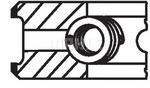 Комплект поршневых колец Mahle Original 08327N0