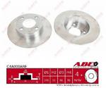 Тормозной диск Abe C4A000ABE