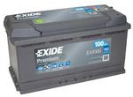 Стартерная аккумуляторная батарея Exide EA1000