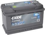 Стартерная аккумуляторная батарея Exide EA900