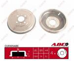 Тормозной барабан (задний мост) Abe C6F009ABE