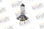 Лампа накаливания, фара дальнего света Kraft Automotive 0815500