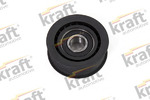 Паразитный / ведущий ролик, поликлиновой ремень Kraft Automotive 1221050