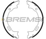 Комплект тормозных колодок, стояночная тормозная система Bremsi GF0310