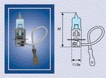 Лампа накаливания, противотуманная фара Magneti Marelli 002604100000
