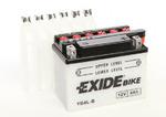 Стартерная аккумуляторная батарея Exide EB4LB