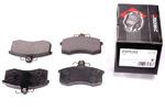 Комплект тормозных колодок, дисковый тормоз Protechnic PRP0393