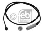 Сигнализатор, износ тормозных колодок (задняя ось двусторонне) Febi Bilstein 37669
