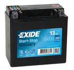 Стартерная аккумуляторная батарея Exide EK131