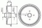 Тормозной барабан Bosch 0986477160