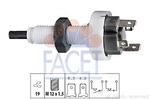 Выключатель фонаря сигнала торможения Facet FA 7.1049