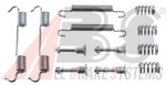 Комплектующие, стояночная тормозная система A.b.s. 0801Q