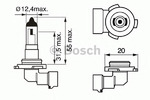 Лампа накаливания Bosch 1987302083