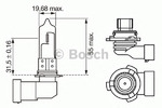 Лампа накаливания Bosch 1 987 302 155