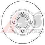 Тормозной диск A.b.s. 15746