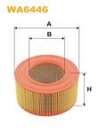 Воздушный фильтр Wix Filters WA6446