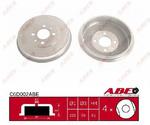 Тормозной барабан (задний мост) Abe C6D002ABE